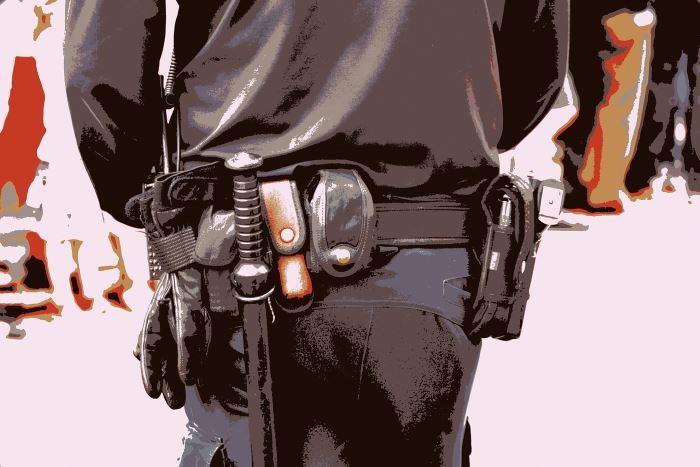 Policja Słupsk: Niezatrzymanie do kontroli i próba przejechania policjanta. Sprawca zatrzymany