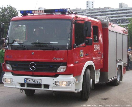 KMPSP Słupsk:   Powiatowy Dzień Strażaka 2019 r